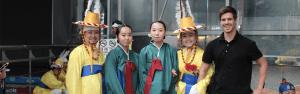 Volontaire MEP Corée