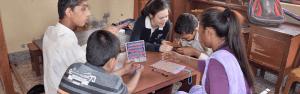 Volontaire MEP Népal