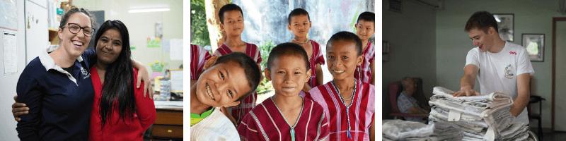 Volontariat catholique à l'étranger