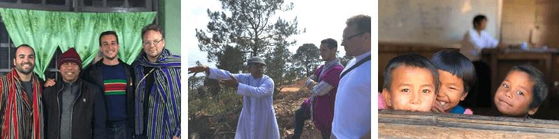 Volontariat Birmanie MEP